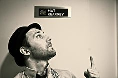 Mat Kearney - a lovely man of God