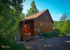 Bear Escape 151 | 1 Bedroom Cabins | Pigeon Forge Cabins | Gatlinburg Cabins