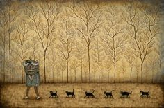 Andy Kehoe / March of the Exiled, 2009