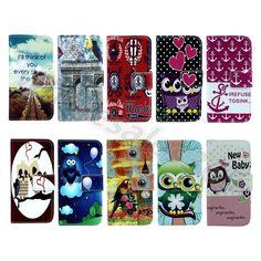 1× For Sony Popular Tide Synthetic Leather ID Credit Card Slot Magnet Case Cover #UnbrandedGeneric #CardPocketMoneySlotStandMagneticFlip