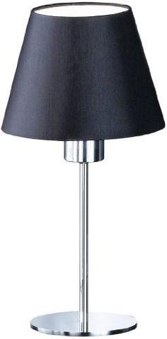 Honsel Leuchten 90721 Lampe de bureau chromée Abat-jour noir (Import Allemagne) de Honsel, http://www.amazon.fr/dp/B005FEXWEC/ref=cm_sw_r_pi_dp_.t2Wqb0F6G0BG
