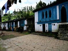 Traditional Kumaoni House