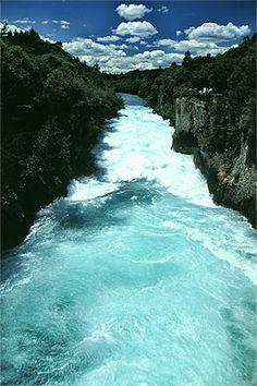 The Waikato is New Zealand's longest river.