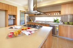 Amberlea - Simonds Homes Simonds Homes, Storey Homes, Home Kitchens, Kitchen Ideas, Sweet Home, Kitchen Cabinets, Future, Interior Design, House