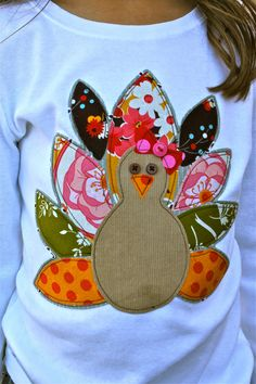 This listing is for the Shirt ONLY.  Gobble Gobble! This adorable birds are perfect for Thanksgiving.   ONESIE SIZES: SHORT OR LONG SLEEVE *0-3m, 3-6m, 6-9m, 9-12m, 12-18m  White or Hot Pink SHIRT SIZES: * 6-12M, 12-18M, 24m/ 2T, 3T, 4T, 5T, Sm  * Available in larger or smaller sizes *...