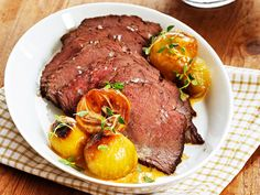 Pot Roast, Food And Drink, Koti, Meat, Cooking, Ethnic Recipes, Carne Asada, Kitchen, Roast Beef
