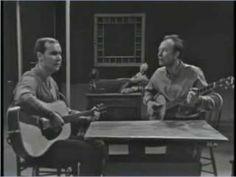 Ramblin Boy Paxton & Seeger 1965.