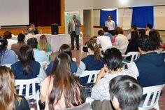 """Chubut fortalece mesas trabajo con alumnos de escuelas agrotécnicas http://www.ambitosur.com.ar/chubut-fortalece-mesas-trabajo-con-alumnos-de-escuelas-agrotecnicas/ En el marco del programa """"Emprender en el Campo"""", CORFO y el Ministerio de Educación realizan mesas de gestión de proyectos para jóvenes emprendedores rurales.      Ayer lunes fue en 28 de Julio, con la presencia del presidente de CORFO, Claudio Mosqueira, la subsecretaria de Educación Diana Rearte y el i"""