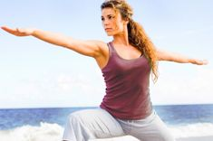 Gallery For > Beautiful Yoga Woman