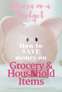 For all those mama's, parents, or anyone look to save an extra buck... here is a few a awesome tips for saving money. Featuring some  very useful mobile apps that will help you save money each month on groceries and online purchases.