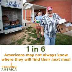 Please repin to help spread the word about hunger in America! - www.healthcoverageally.com