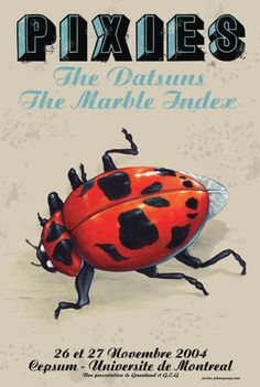 Pixies - Datsuns, The - Marble Index, The