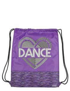 Space Dye Dance Drawstring Tote | Girls Bags Shoes & Accessories | Shop Justice