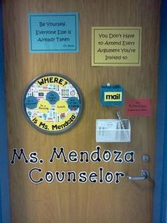 Great blog for ideas and humor from an experienced school counselor!