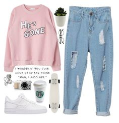 """""""Sin título #54"""" by marina31ruecambon ❤ liked on Polyvore"""