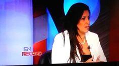 Cómo las mujeres exitosas hacen balance- entrevista a Idáliz Escalante. Programa En Record por ABC5 con Elwood Cruz