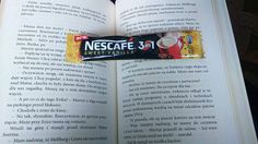 Czytanie książki w pochmurny dzień tylko z #Streetcom #Nescafe3in1 #noweSmakiNescafe3in1 #vanillanescafe3in1 #caramelnescafe3in1 https://www.facebook.com/photo.php?fbid=1088418614556157&set=o.145945315936&type=3&theater