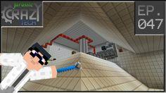 Minecraft Jurassic Crazy Tech Modpack Ep047 - La Carpenter's Block, La M...