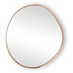 Choose from large wall mirrors, free-standing dressing table mirrors & round mirrors - shop now! Unique Mirrors, Round Mirrors, Dressing Table Mirror, Bad Inspiration, Statement Wall, Style Tile, Organic Shapes, Wall Mirror, Oliver Bonas