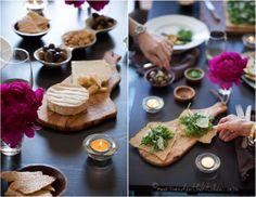 Easy Entertaining   Dinner Party Ideas @Sylvie   Gourmande in the Kitchen