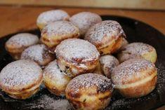 Lekváros fánkmuffin #mitfőzzekmamagunknak Apple Cake, Sweet Cakes, Winter Food, Pretzel Bites, Cookie Recipes, Bakery, Deserts, Food And Drink, Sweets