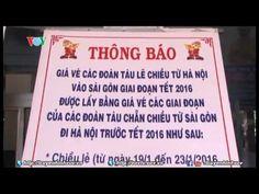 Tp. Hồ Chí Minh: Ngày đầu bán vé tàu tết - Vé ít, người mua đông