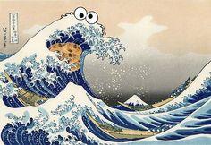 el monstruo de las galletas