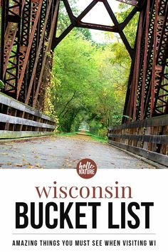 Things To Do in Wisconsin: Ultimate WI Bucket List, TRAVEL, Need Wisconsin travel ideas? This ultimate Wisconsin Bucket List is a must-read! You'll find plenty of things to do in Wisconsin and places to see wit. Door County Wisconsin, Madison Wisconsin, Milwaukee Wisconsin, Wisconsin Dells, Camping In Wisconsin, Eau Claire Wisconsin, Wisconsin State Parks, Lake Geneva Wisconsin, Wisconsin Attractions