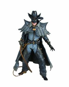 DC Direct Batman The Return of Bruce Wayne Batman Wild West Action Figure >>> You can find out more details at the link of the image.
