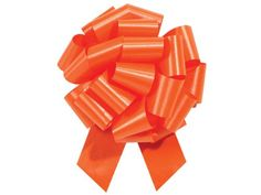 TROPICAL ORANGE 4' Pull Bows4' - 18 loops - 100% Polypropylene 3 unit, 50 pack per unit. -- Find out more about the great product at the image link.