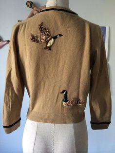 Vintage Pat Baldwin Sweater 5