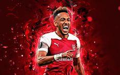 Arsenal Fc Players, Aubameyang Arsenal, Arsenal Football, Neymar Jr Wallpapers, Sports Wallpapers, Pierre Emerick, Tottenham Hotspur Fc, Juventus Fc, World Football