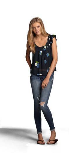 Hollister Co. - Shop Official Site - Bettys - Cali Looks - SUMMER - ENDLESS POSSIBILITIES