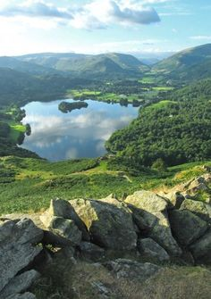 Cumbria, Lake District UK