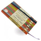 Penguin Spines Notebook