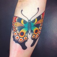Butterfly #tattoo