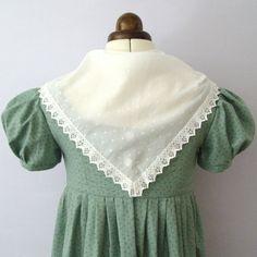 Regency - love the little shawl.