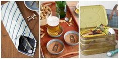Still haven't gotten a Father's Day gift for dear old dad? We've got you covered with crafty gifts he'll really love.