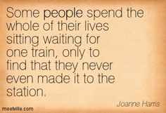 Joanne Harris quote