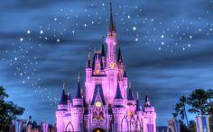 El castillo de Disney hd 1920x1200 - imagenes - wallpapers gratis - Dibujos…