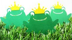 frogs without crowns
