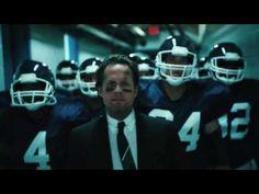 Allstate TV Ad: Quarterback Mayhem