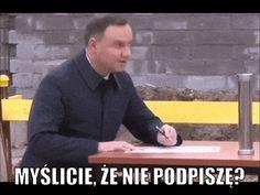 Czerwonobiali signing duda andrzej prezydent
