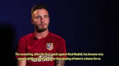 Saul: The '12th man' will be key for Atleti