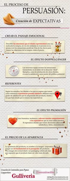Miguel García González: El proceso de #Persuasión. Tips para vender más.