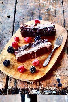Śliwka w czekoladzie z czekoladowym kremem
