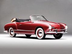 Volkswagen Karmann-Ghia Convertible (Typ This has been my lil dream car for i dont know how long! Volkswagen Karmann Ghia, Karmann Ghia Cabrio, Auto Volkswagen, Vw Cabrio, Cabriolet, Karmann Ghia Convertible, Volkswagen Convertible, Motos Vintage, Vw Vintage