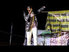 BadRass aka JahFet live at Wonder Music Party 2015