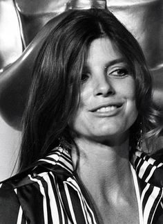 Katharine Ross at the 45th Annual Academy Awards on March 27, 1973. Katharine Ross, Academy Awards, March, Mac