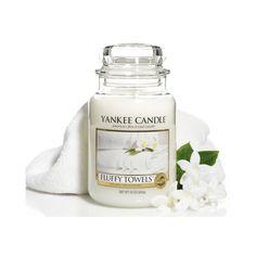 Fluffy Towels - Grand Jarre Yankee Candle France